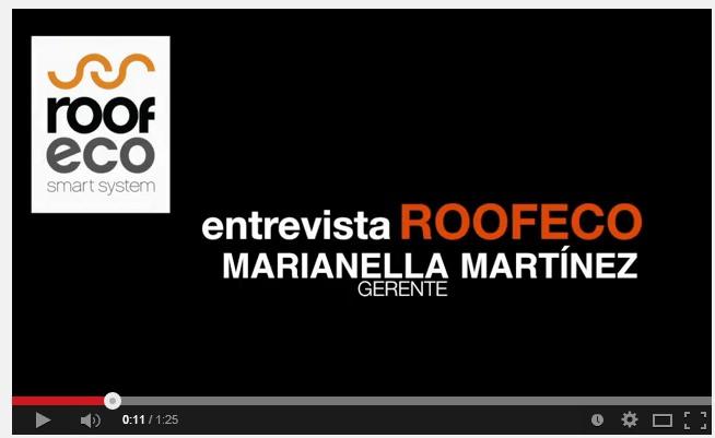 RoofEco System: tejas de plastico